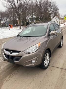 2012 Hyundai Tucson for sale at Square Business Automotive in Milwaukee WI