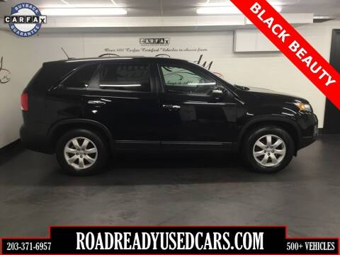 2013 Kia Sorento for sale at Road Ready Used Cars in Ansonia CT