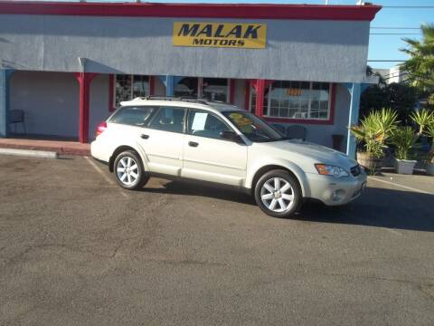2007 Subaru Outback for sale at Atayas Motors INC #1 in Sacramento CA