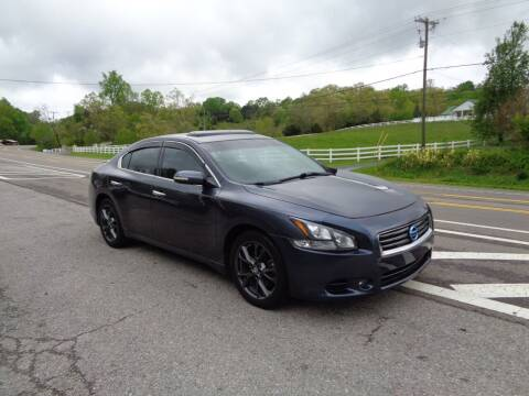 2012 Nissan Maxima for sale at Car Depot Auto Sales Inc in Seymour TN