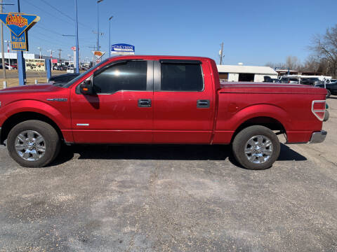 2011 Ford F-150 for sale at Ol Mac Motors in Topeka KS
