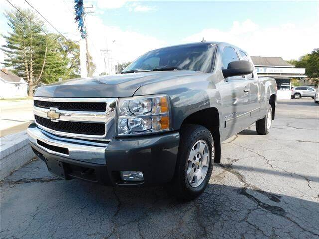 2011 Chevrolet Silverado 1500 for sale at D & T Auto Sales, Inc. in Henderson KY