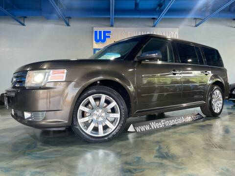 2011 Ford Flex for sale at Wes Financial Auto in Dearborn Heights MI