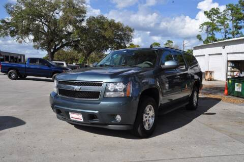 2008 Chevrolet Suburban for sale at STEPANEK'S AUTO SALES & SERVICE INC. in Vero Beach FL
