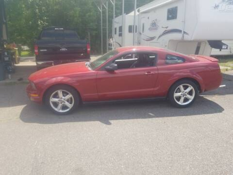 2008 Ford Mustang for sale at Prospect Motors LLC in Adamsville AL