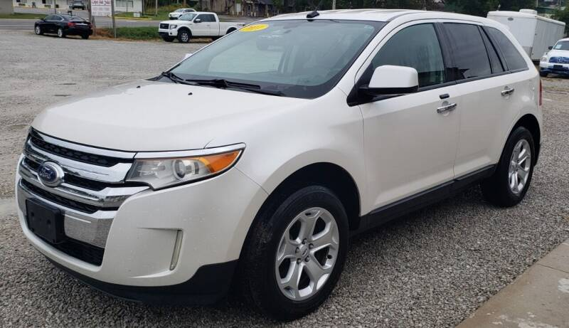 2011 Ford Edge for sale at COOPER AUTO SALES in Oneida TN
