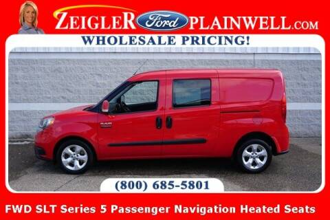 2017 RAM ProMaster City Wagon for sale at Zeigler Ford of Plainwell- Jeff Bishop in Plainwell MI