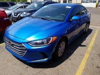 2018 Hyundai Elantra for sale at Paradise Motor Sports LLC in Lexington KY