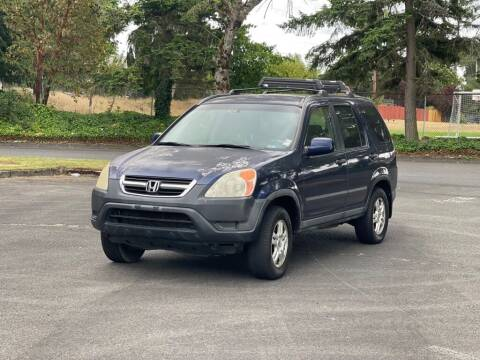 2003 Honda CR-V for sale at H&W Auto Sales in Lakewood WA