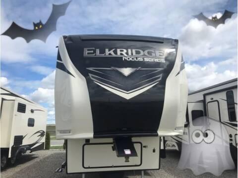 2020 Elkridge Focus 327BH for sale at Warner Auto Center in Kennewick WA