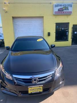 2012 Honda Accord for sale at Hartford Auto Center in Hartford CT