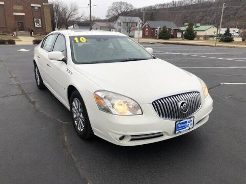 2010 Buick Lucerne for sale at Cj king of car loans/JJ's Best Auto Sales in Troy MI