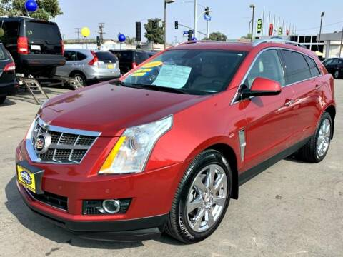 2010 Cadillac SRX for sale at Best Car Sales in South Gate CA