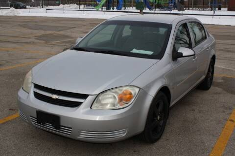 2007 Chevrolet Cobalt for sale at A-Auto Luxury Motorsports in Milwaukee WI