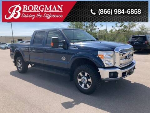 2015 Ford F-350 Super Duty for sale at BORGMAN OF HOLLAND LLC in Holland MI
