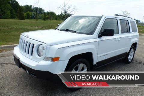 2014 Jeep Patriot for sale at Macomb Automotive Group in New Haven MI