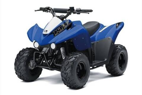 2021 Kawasaki KFX 50 for sale at GT Toyz Motorsports & Marine - GT Kawasaki in Halfmoon NY