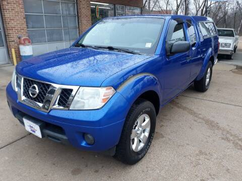 2012 Nissan Frontier for sale at County Seat Motors East in Union MO