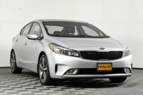 2018 Kia Forte for sale at Chevrolet Buick GMC of Puyallup in Puyallup WA