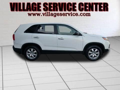 2011 Kia Sorento for sale at VILLAGE SERVICE CENTER in Penns Creek PA