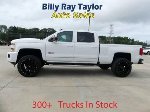 2019 Chevrolet Silverado 2500HD for sale at Billy Ray Taylor Auto Sales in Cullman AL