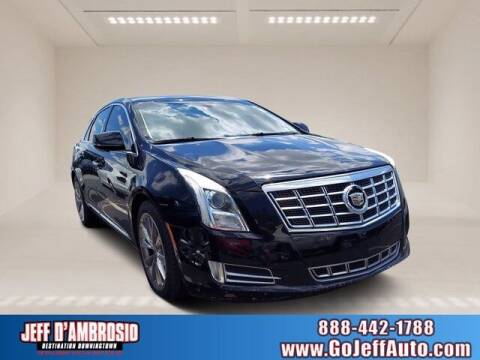 2013 Cadillac XTS for sale at Jeff D'Ambrosio Auto Group in Downingtown PA