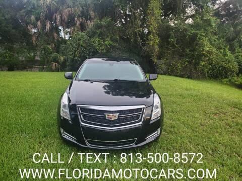 2017 Cadillac XTS for sale at Florida Motocars in Tampa FL