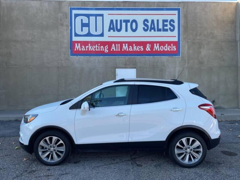 2019 Buick Encore for sale at C U Auto Sales in Albuquerque NM