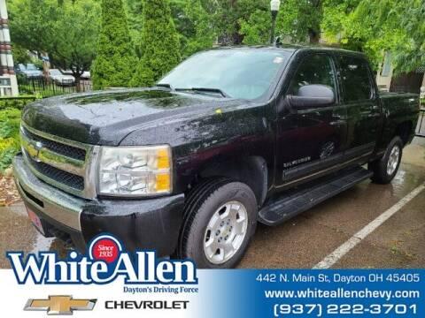 2010 Chevrolet Silverado 1500 for sale at WHITE-ALLEN CHEVROLET in Dayton OH