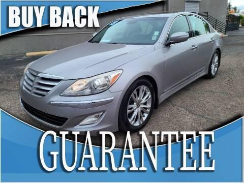 2013 Hyundai Genesis for sale at Reliable Auto Sales in Las Vegas NV