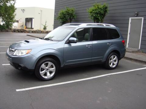 2013 Subaru Forester for sale at Western Auto Brokers in Lynnwood WA