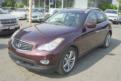 2011 Infiniti EX35 for sale at Sports Plus Motor Group LLC in Sunnyvale CA