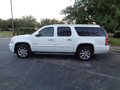 2007 GMC Yukon XL for sale at BALKCUM AUTO INC in Wilmington NC