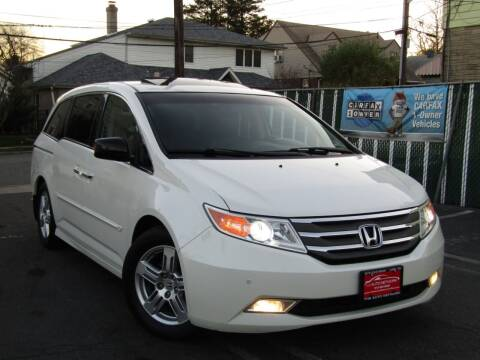 2012 Honda Odyssey for sale at The Auto Network in Lodi NJ