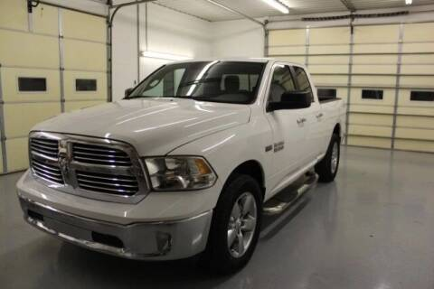 2016 RAM Ram Pickup 1500 for sale at RAYBURN MOTORS in Murray KY