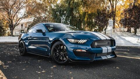 2019 Ford Mustang for sale at MUSCLE MOTORS AUTO SALES INC in Reno NV