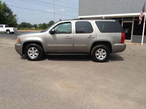 2012 GMC Yukon for sale at Darryl's Trenton Auto Sales in Trenton TN