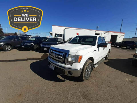 2009 Ford F-150 for sale at Tower Motors in Brainerd MN