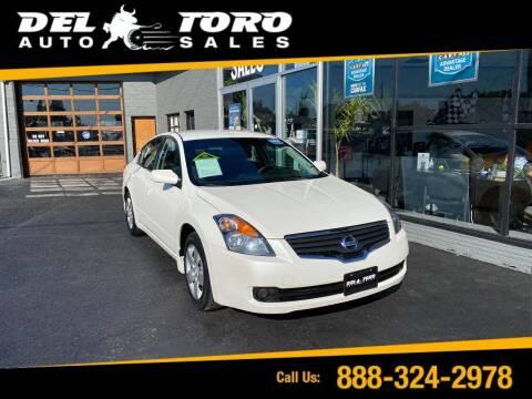 2008 Nissan Altima for sale at DEL TORO AUTO SALES in Auburn WA