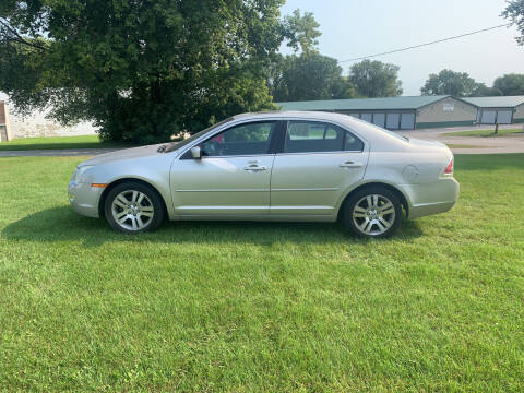 2008 Ford Fusion for sale at Velp Avenue Motors LLC in Green Bay WI