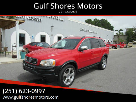 2011 Volvo XC90 for sale at Gulf Shores Motors in Gulf Shores AL
