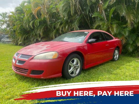 2003 Dodge Stratus for sale at Mid City Motors Auto Sales - Mid City North in N Fort Myers FL