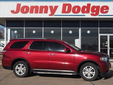 2013 Dodge Durango for sale at Jonny Dodge Chrysler Jeep in Neligh NE
