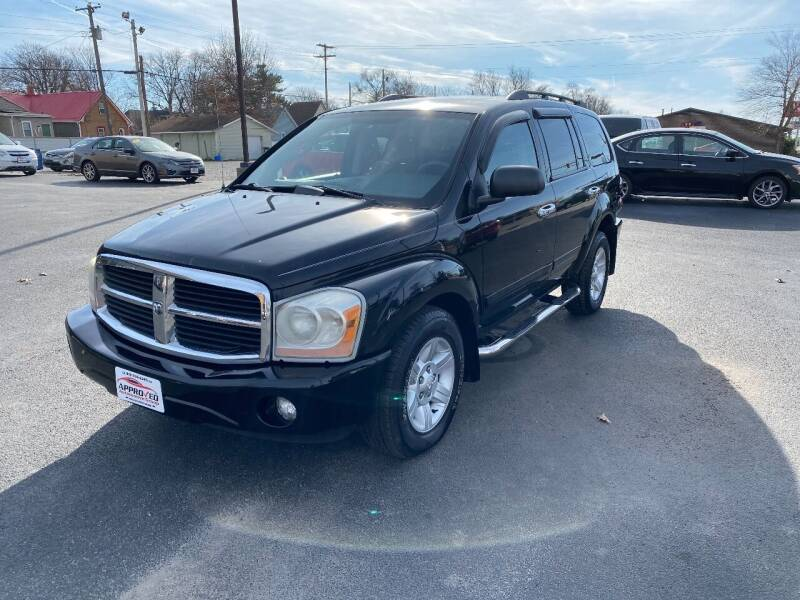 2005 Dodge Durango for sale at Approved Automotive Group in Terre Haute IN