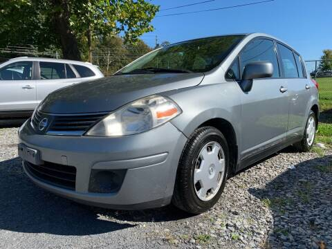 2007 Nissan Versa for sale at Auto Warehouse in Poughkeepsie NY