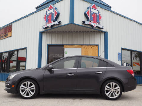 2016 Chevrolet Cruze Limited for sale at DRIVE 1 OF KILLEEN in Killeen TX
