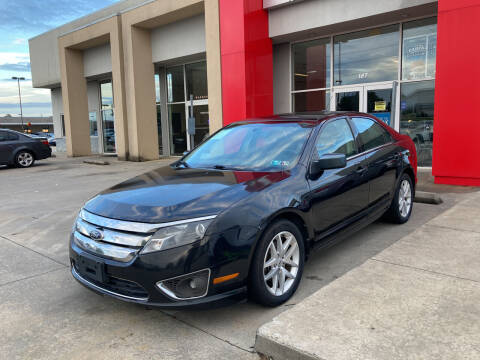 2012 Ford Fusion for sale at Thumbs Up Motors in Warner Robins GA