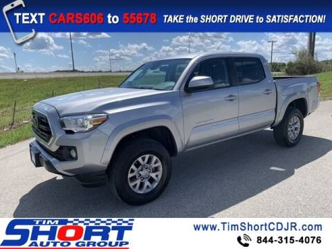 2018 Toyota Tacoma for sale at Tim Short Auto Mall in Corbin KY