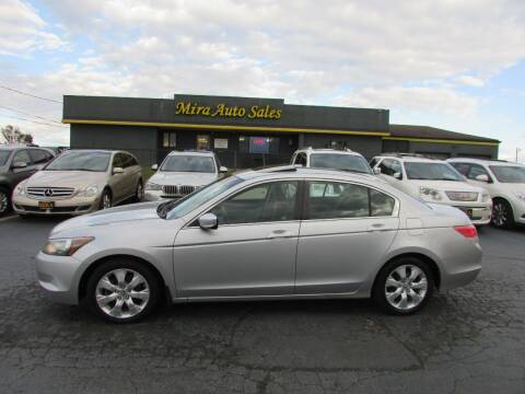 2010 Honda Accord for sale at MIRA AUTO SALES in Cincinnati OH