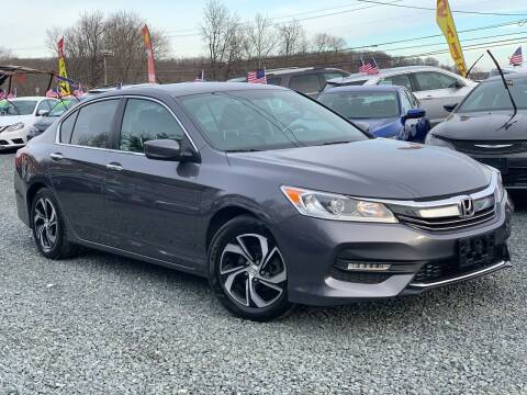 2017 Honda Accord for sale at A&M Auto Sale in Edgewood MD